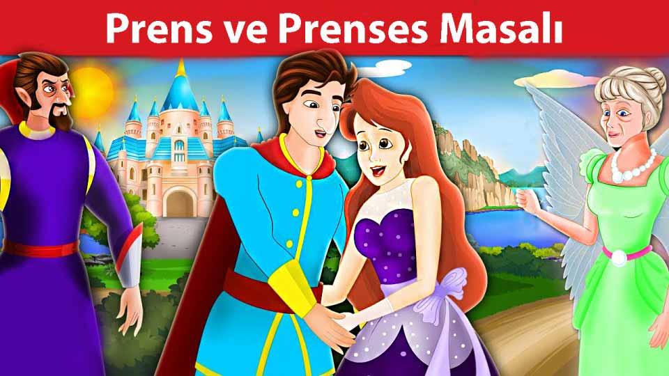 Prens ve Prenses Masalı