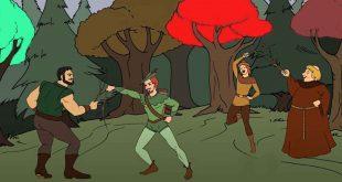 Robin Hood Hikayesi